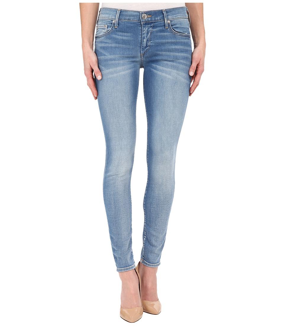 True Religion - Halle Super Skinny Jeans in Neptune Blue (Neptune Blue) Women's Jeans