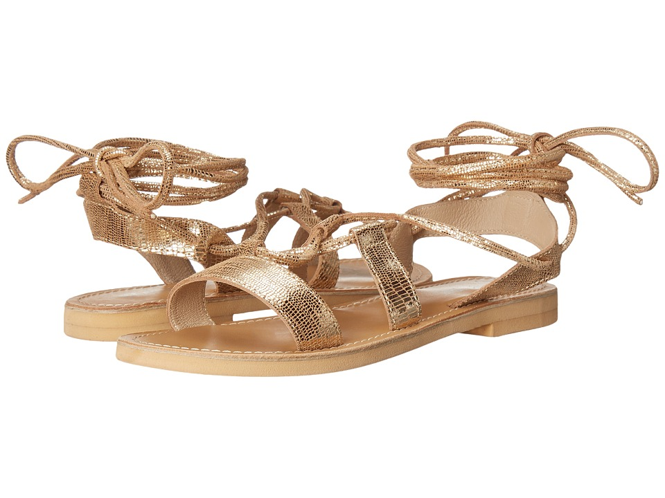Kenneth Cole Reaction - Zoom In (Gold) Women's Sandals