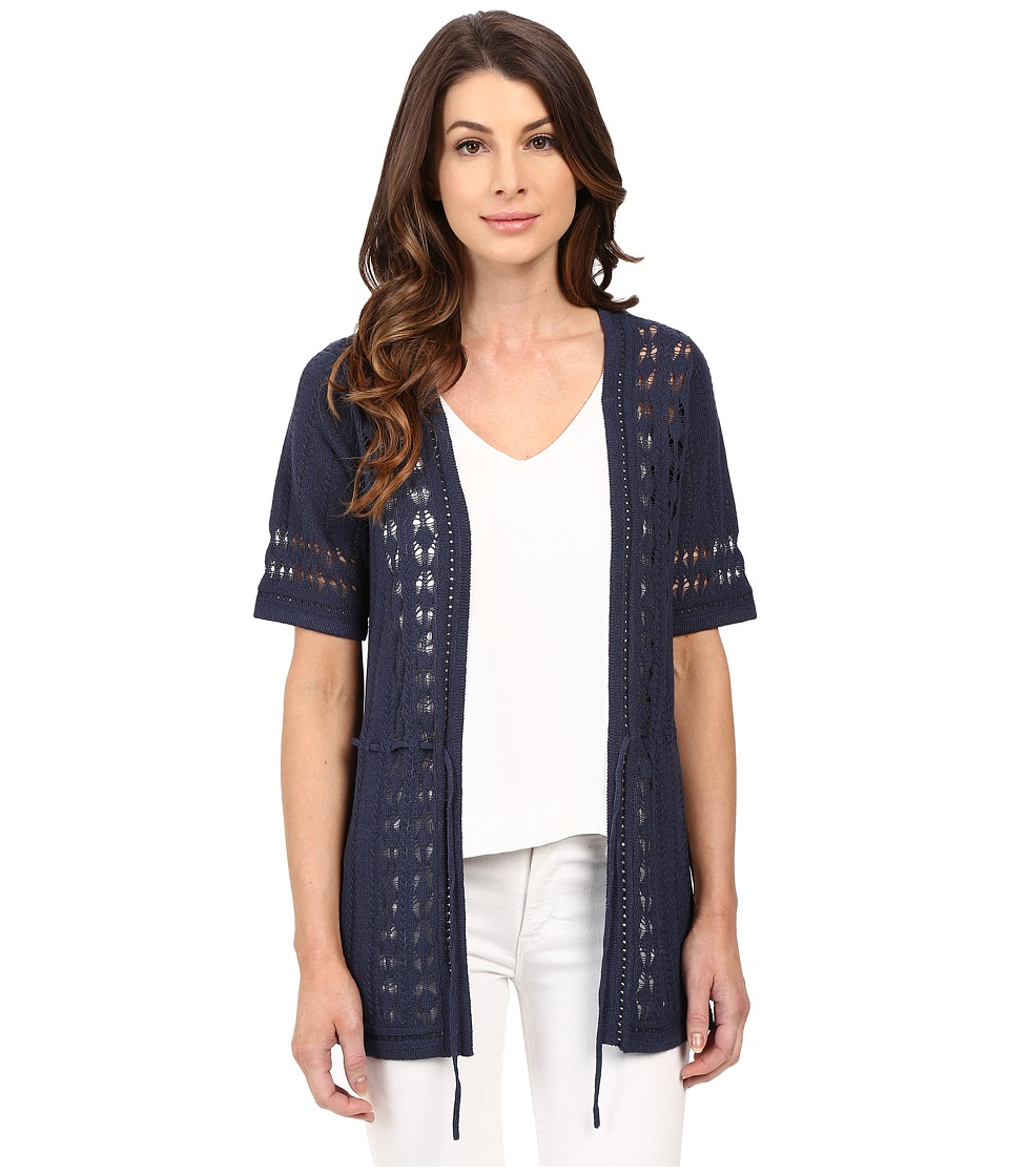 Pendleton - Lindsay Cardigan (Indigo) Women's Sweater