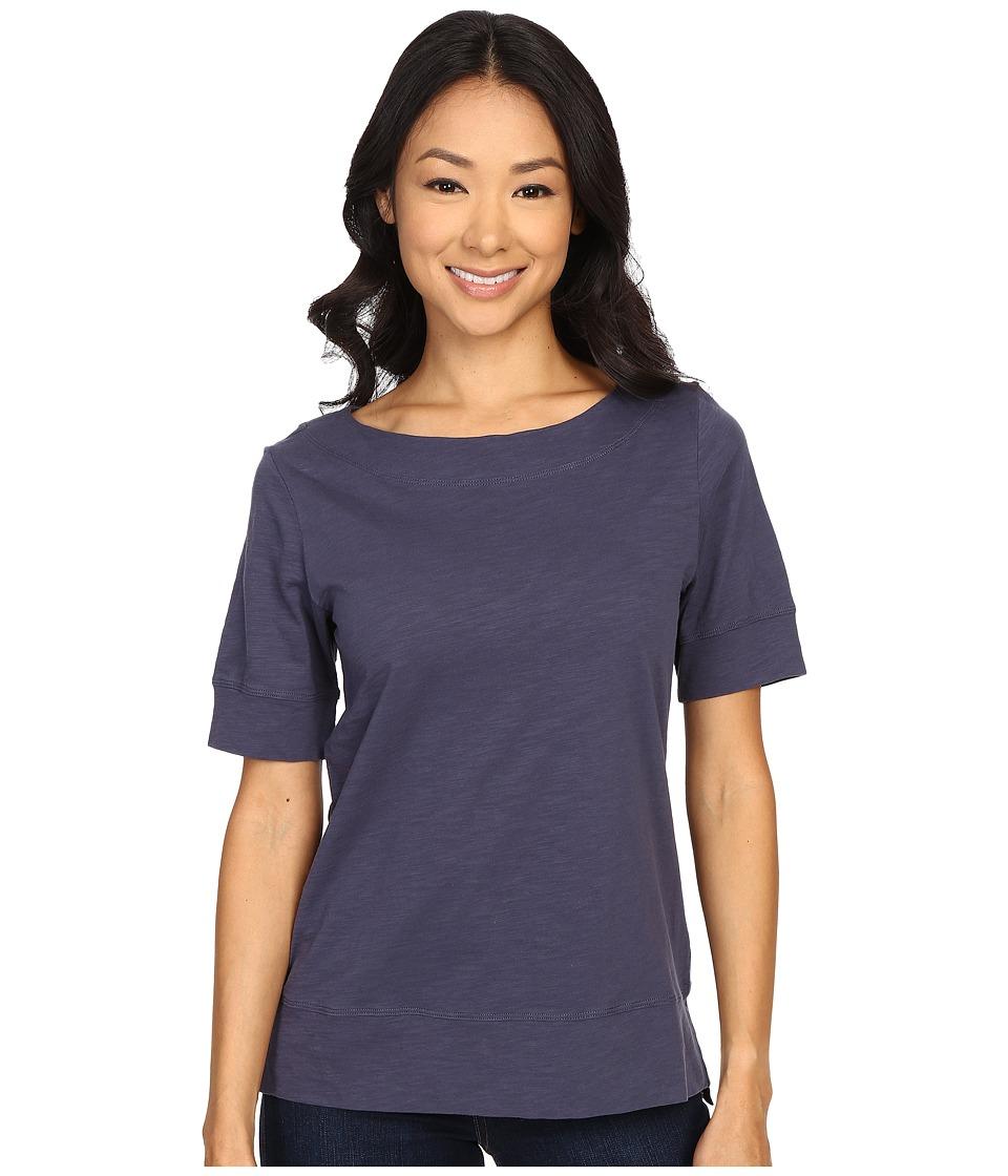 Pendleton - Sadie Slub Tee (Indigo) Women's T Shirt