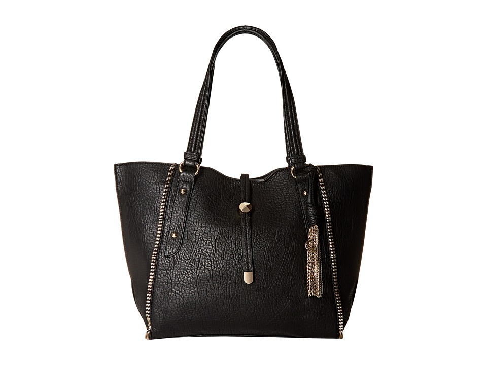 Jessica Simpson - Sienna Tote (Black) Tote Handbags