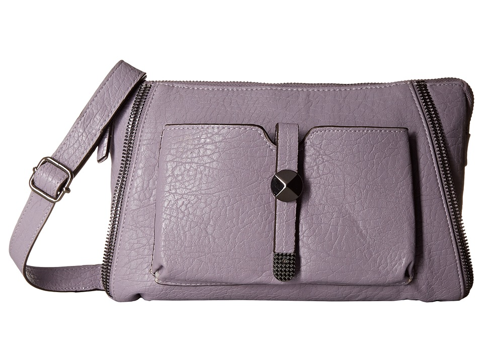Jessica Simpson - Sienna Top Zip Crossbody (Lavender) Cross Body Handbags