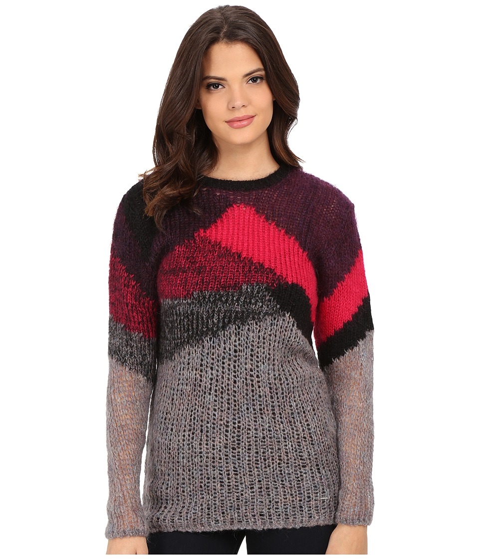 Diesel - M-Ronson Sweater (Light/Grey) Women