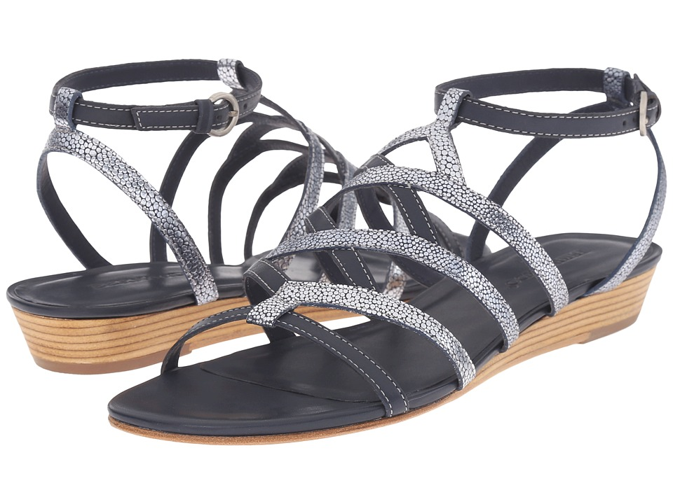 Bernardo - Caroline (Blue Jean Stingray) Women's Sandals