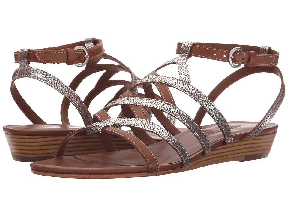 Image of Bernardo - Caroline (Rose Gold Stingray) Women's Sandals