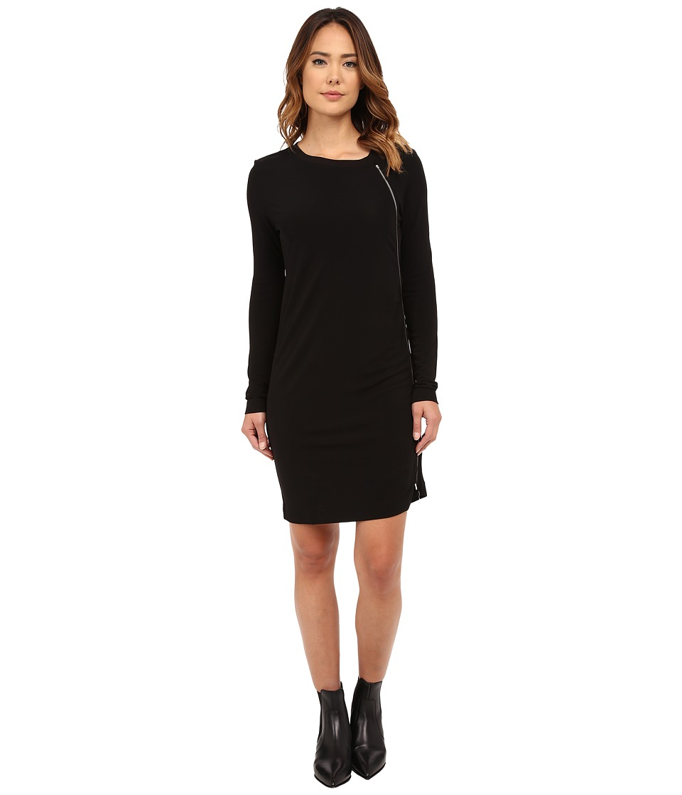 Diesel - D-Sila Dress (Black) Women's Dress