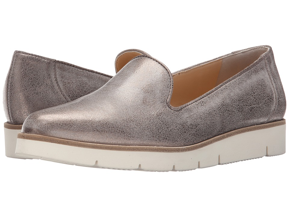 Paul Green - Winslow (Smoke Metallic) Women's Slip on Shoes