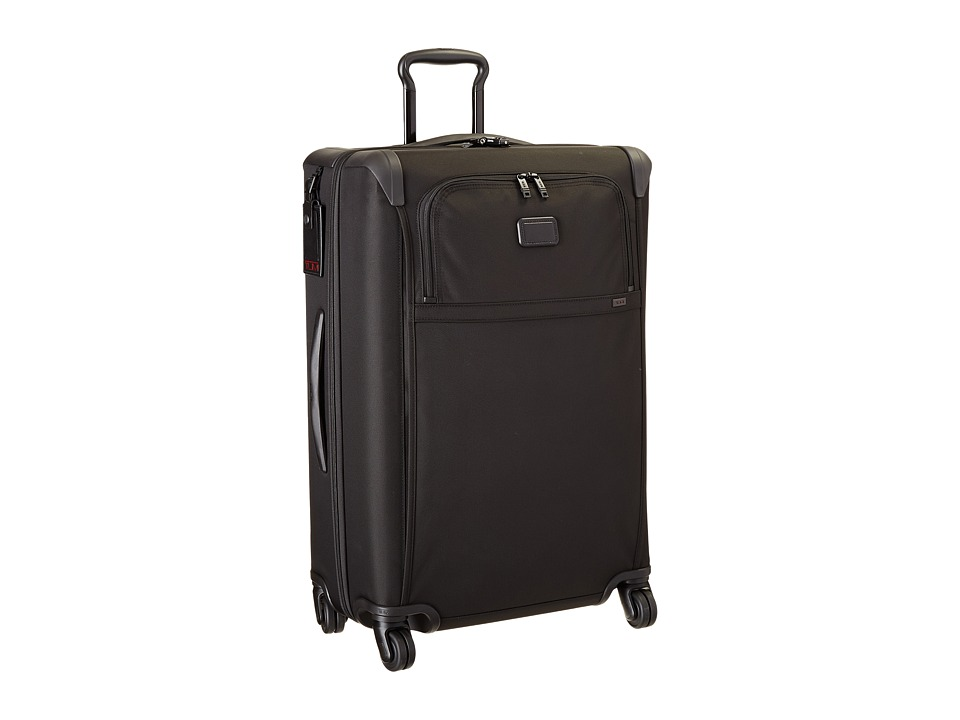 Tumi - Alpha 2 - Lightweight Medium Trip 4 Wheel Packing Case (Black) Luggage