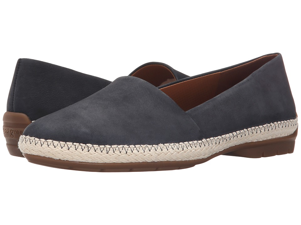 Paul Green - Heather (Ocean Soft Nubuck) Women's Slip on Shoes
