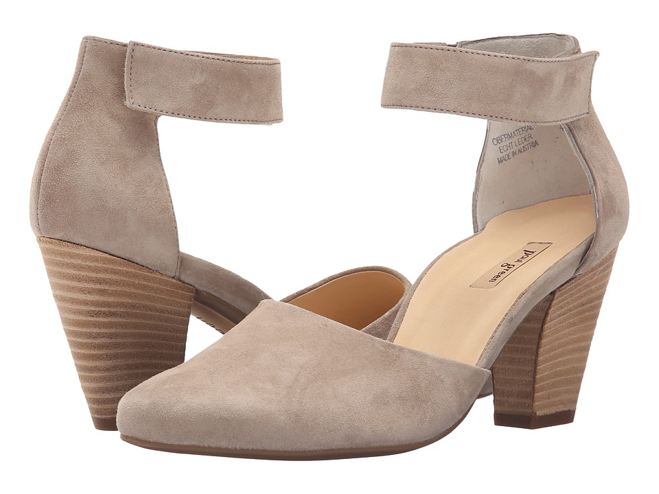 Paul Green - Charmaine (Taupe Suede) High Heels