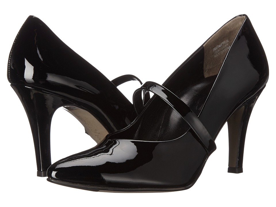 Paul Green - Wish (Black Patent) High Heels