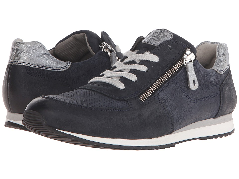 Paul Green - Cage (Blue Combo) Women's Lace up casual Shoes