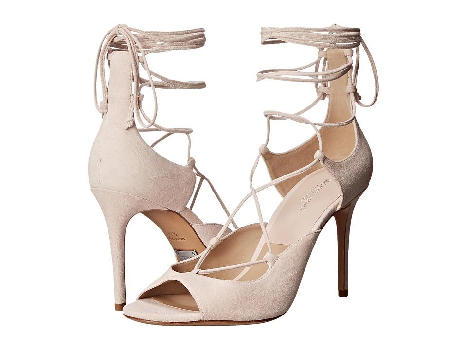 Michael Kors Valerie (Ballet Kid Suede) High Heels