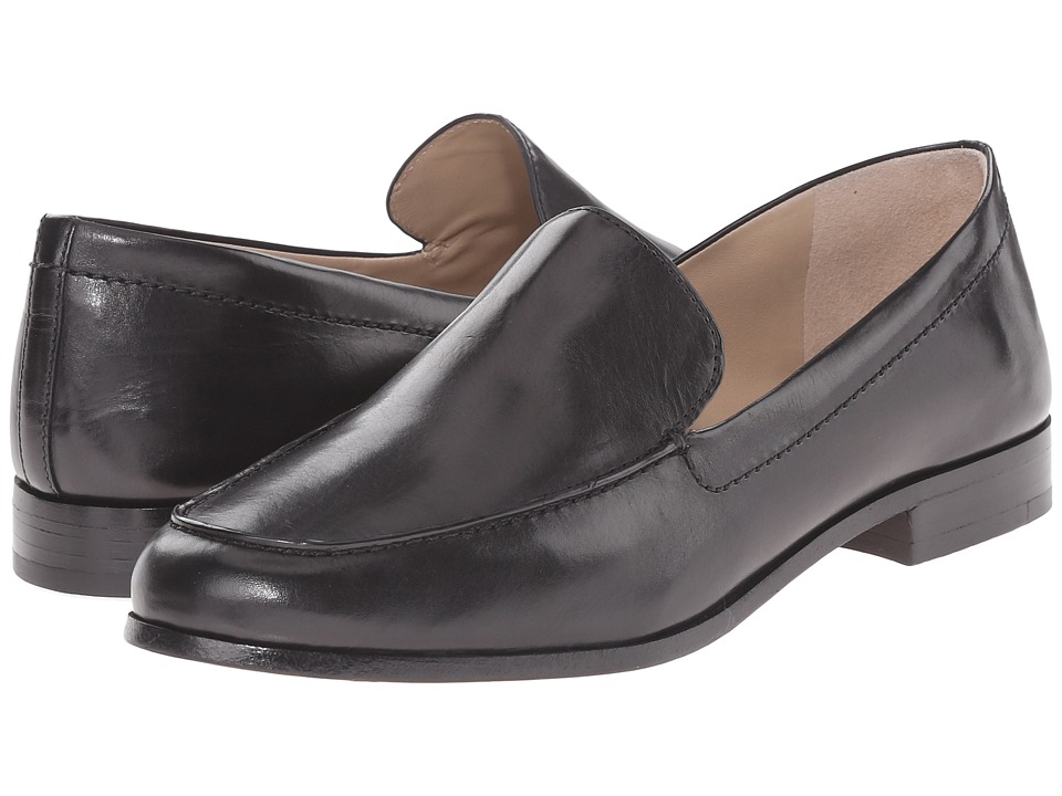 Michael Kors Wren (Black Smooth Calf) Women