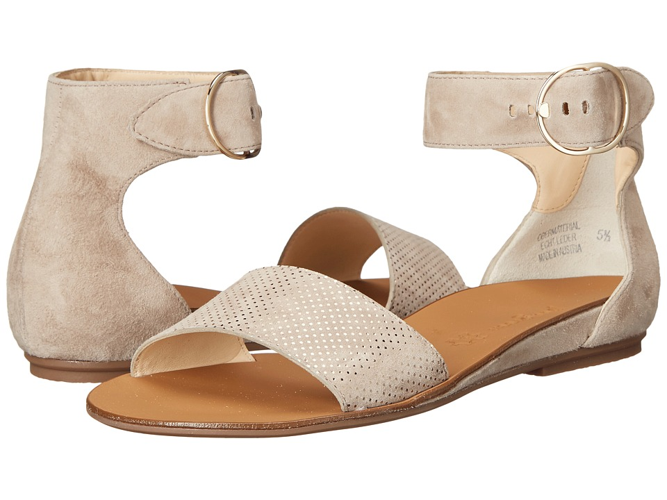Paul Green - Horizon Sandal (Sand Gold Combo) Women's Sandals