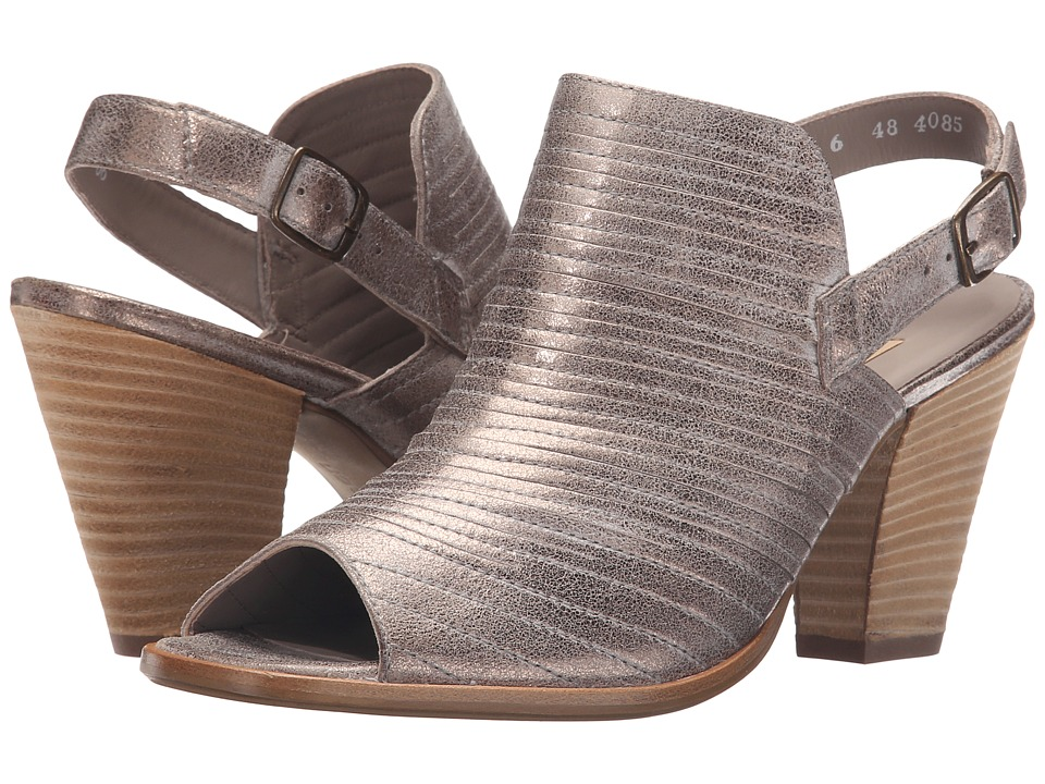 Paul Green - Waverly (Brushed Metallic Smoke) High Heels