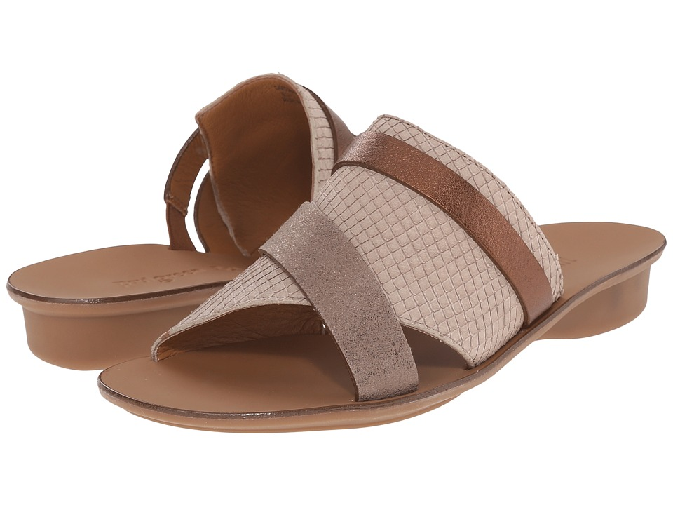 Paul Green - Bayside (Taupe Earth Snake) Women's Sandals