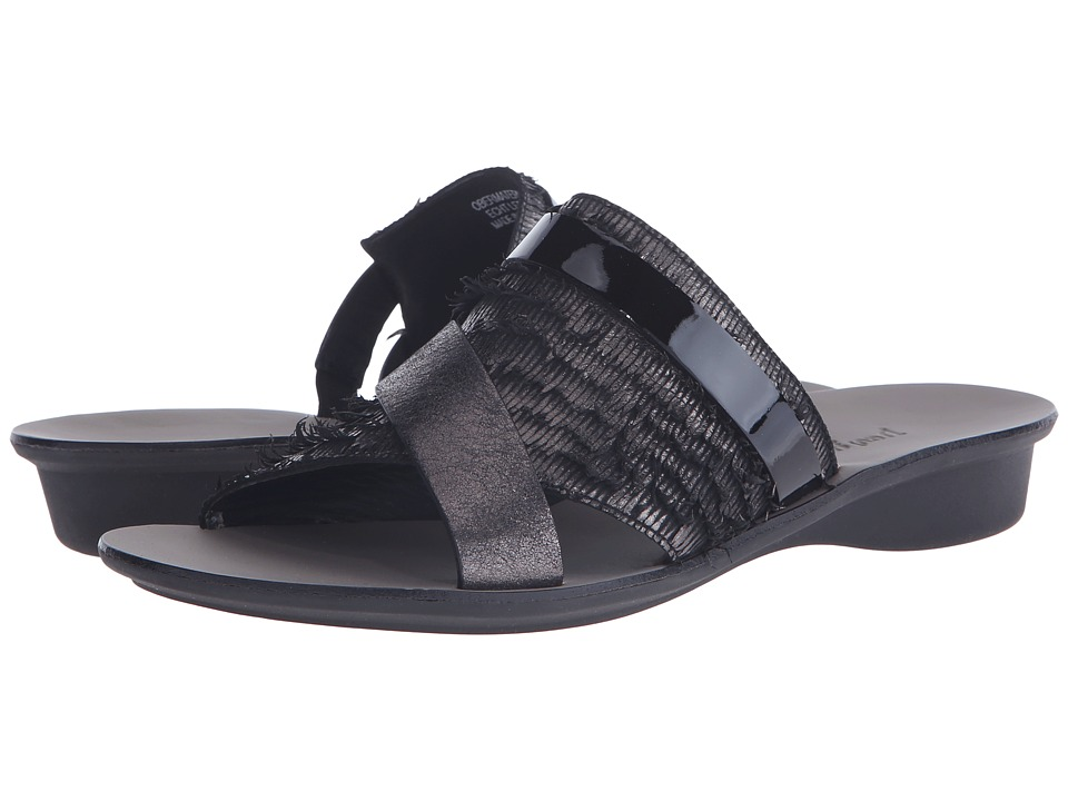 Paul Green - Bayside (Black Fray Combo) Women's Sandals