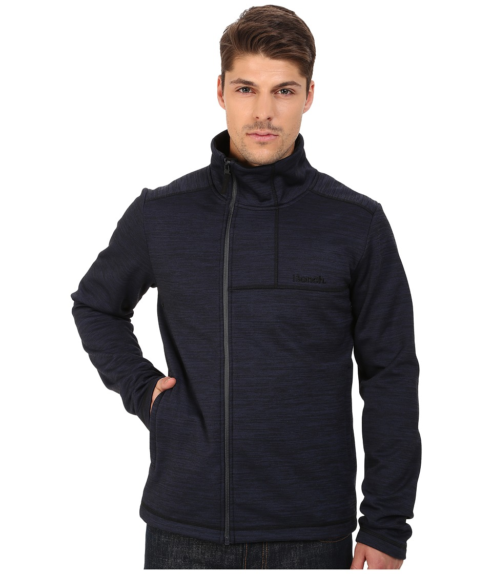 Bench - Craftiness Funnel (Total Eclipse Marl) Men's Coat