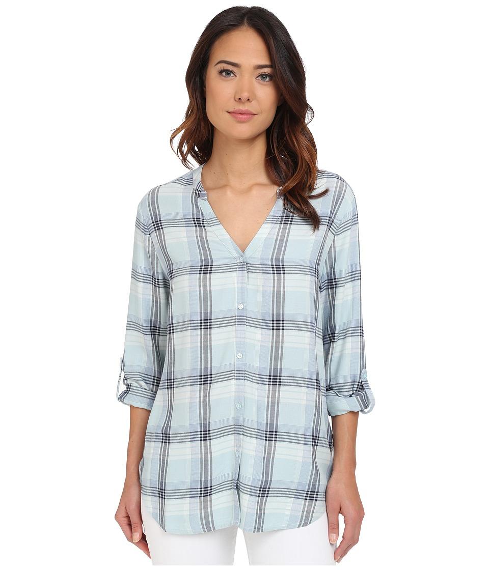 Joie - Dane Top 5086-27495 (Seaglass) Women's Blouse