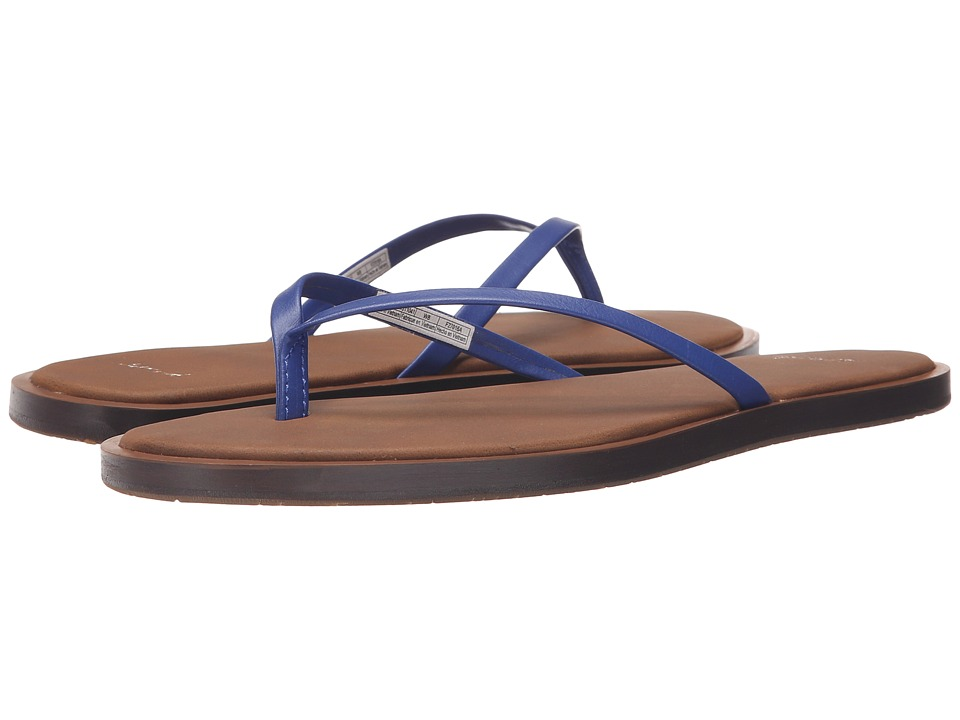 Sanuk - Yoga Aurora (Deep Blue) Women's Sandals