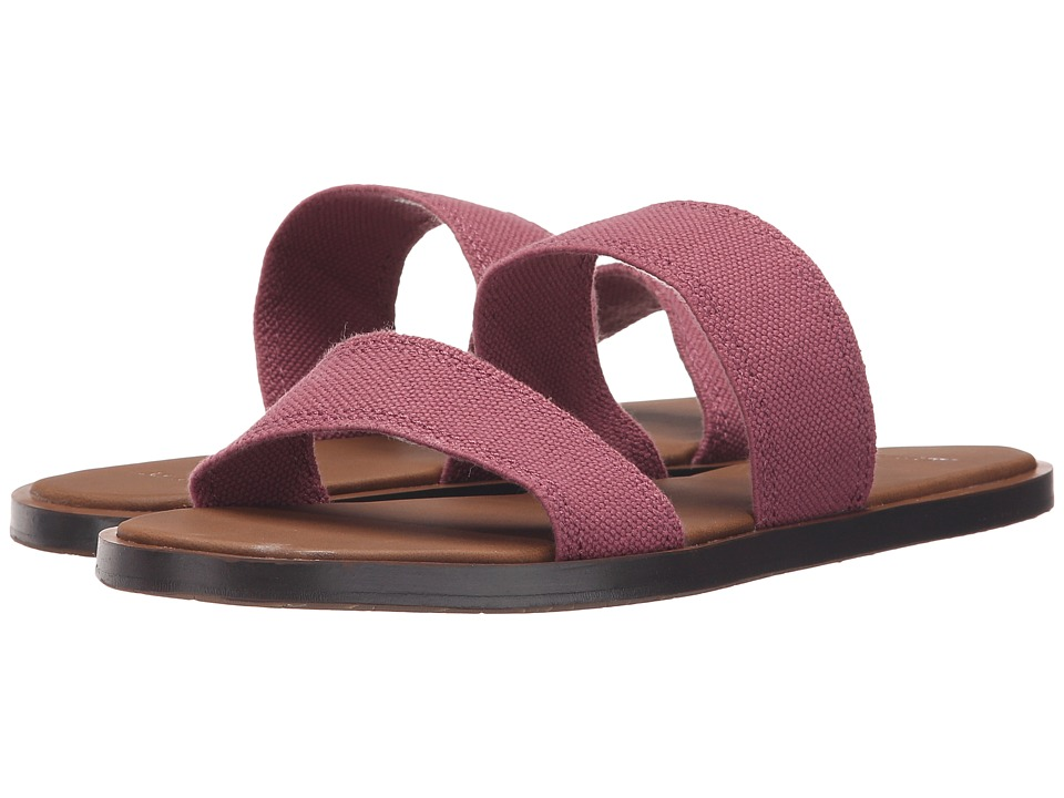 Sanuk - Yoga Gora Gora (Dusty Boysenberry) Women's Sandals