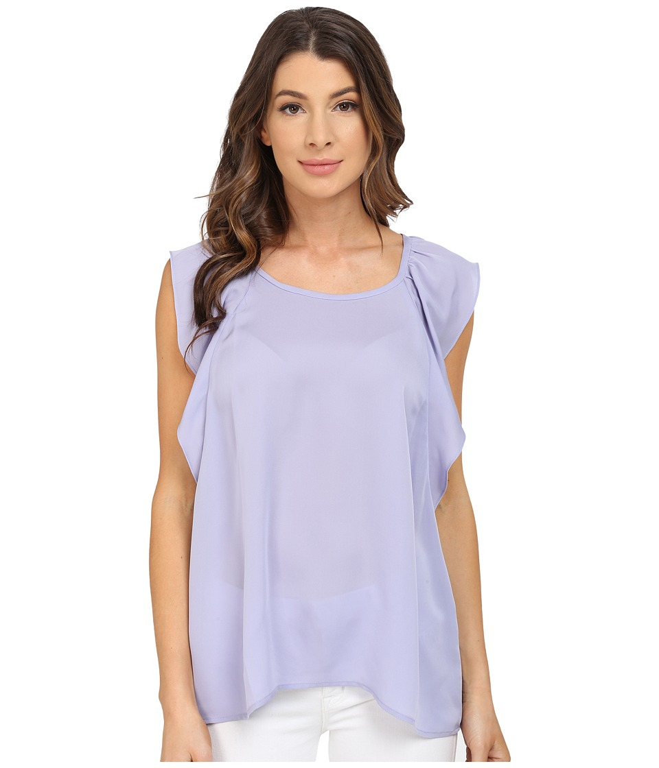 Joie - Hiatte Top (Lilac) Women's Blouse