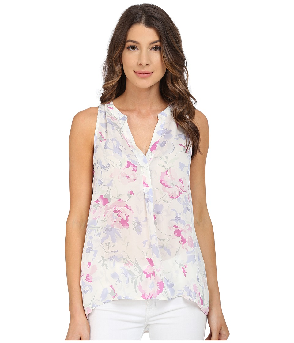 Joie - Aruna Top (Porcelain/Tulip) Women's Sleeveless
