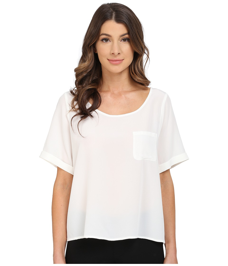 Joie - Sarita B Top (Porcelain) Women's Blouse