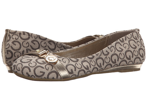 G by GUESS - Flava (Taupe) Women's Shoes