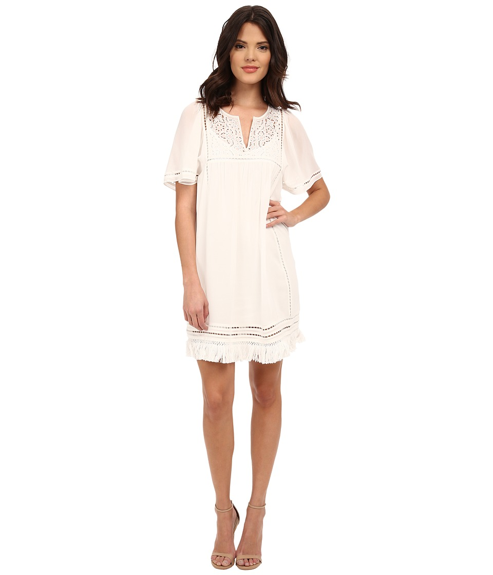 Joie - Rainey Dress (Porcelain) Women's Dress