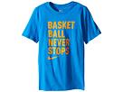 Basketball Never Stops Tee (Little Kids/Big KidsXXXXX