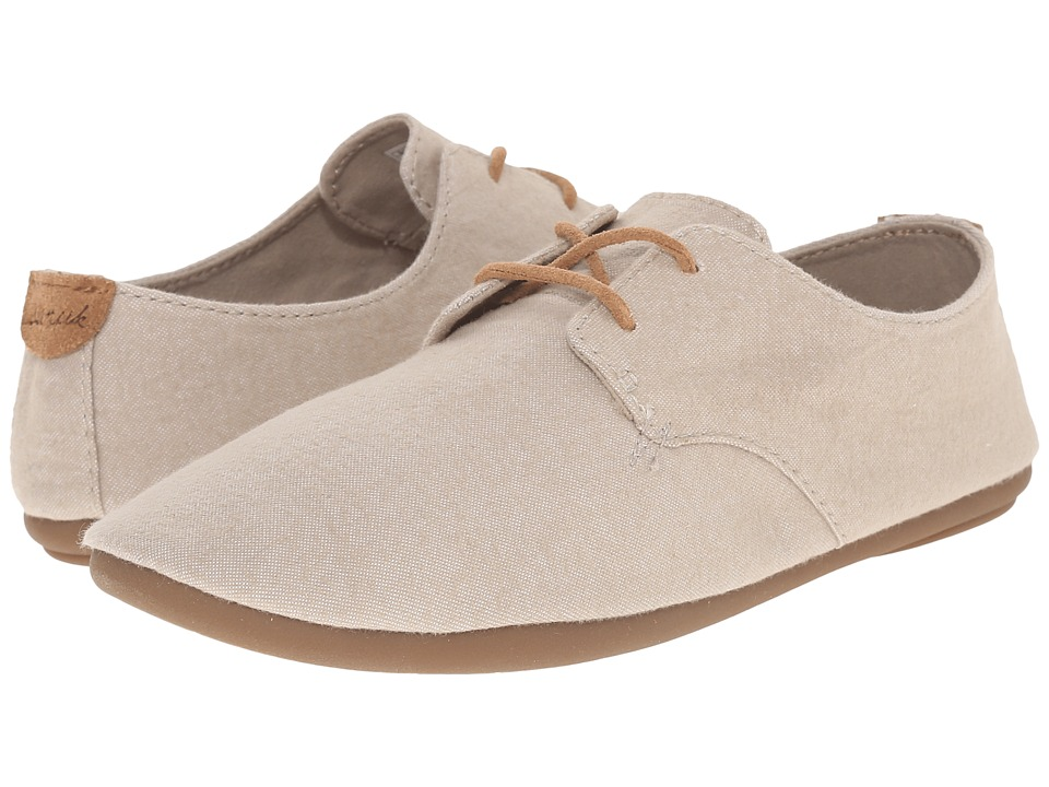 Sanuk Bianca TX (Natural Chambray) Women