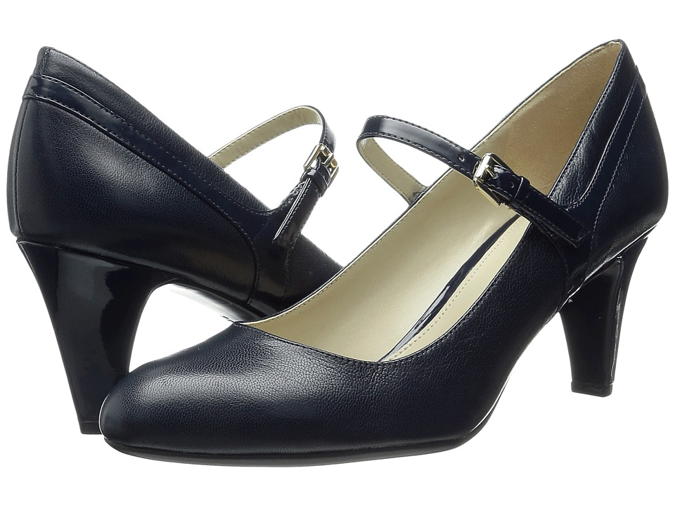 Naturalizer - Orianne (Navy) Women's Shoes