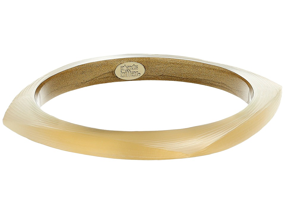 Alexis Bittar - Square Bangle (Gold) Bracelet