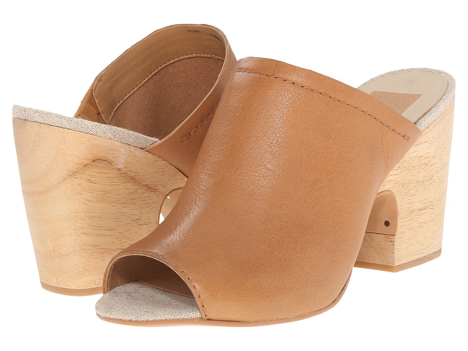 Dolce Vita - Tegan (Caramel Leather) Women's Shoes