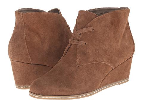 Dolce Vita - Bravva (Almond Suede) Women's Shoes