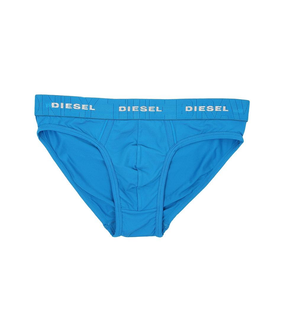 Diesel - Andry Underpants JAHG (Bright/Blue) Men's Underwear