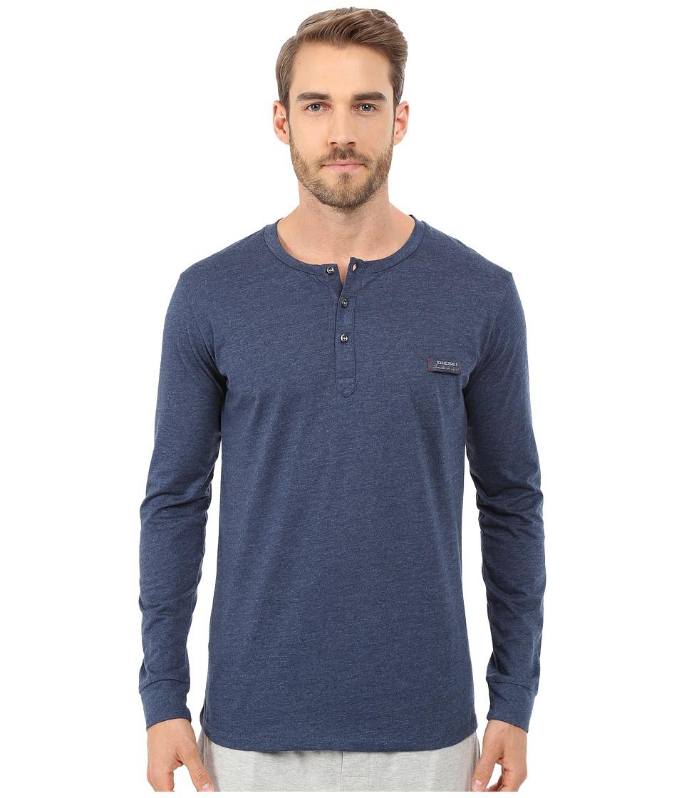 Diesel - Ted Shirt TAIN (Midnight/Blue) Men