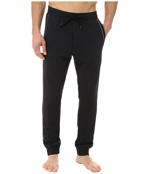 Diesel - Massi Sleep Pant LAFJ (Black/Grey) Men