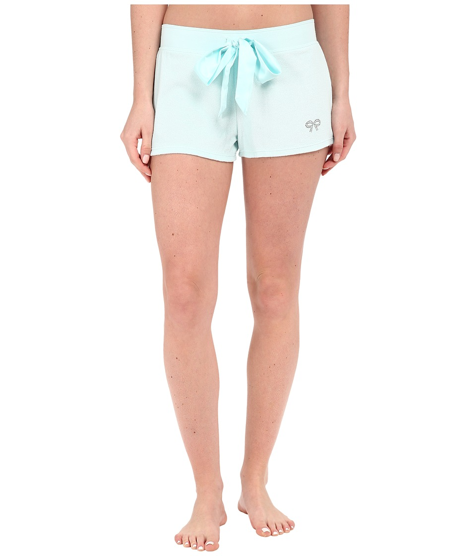 Betsey Johnson - Baby Terry Shorts (Betty Blue) Women's Pajama