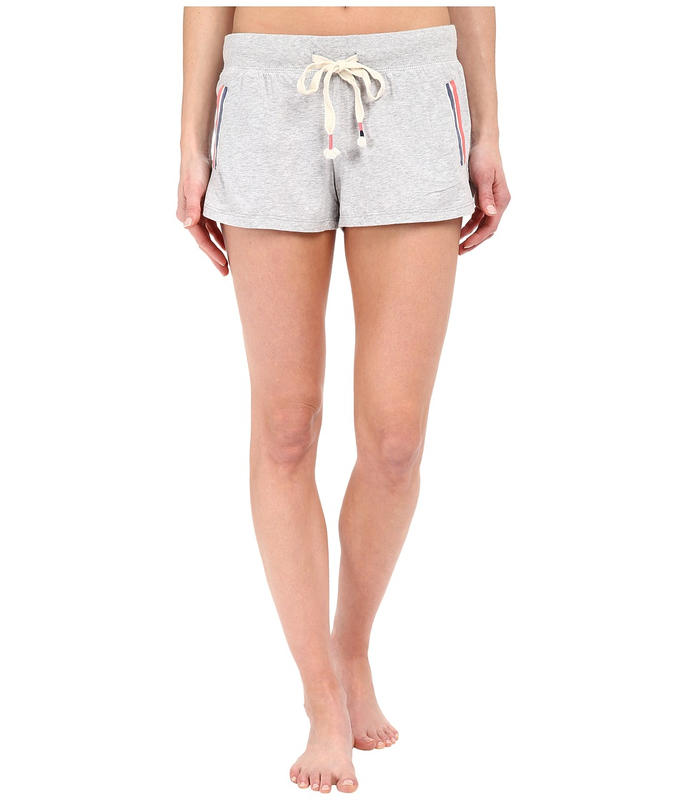 Jane & Bleecker - Vintage Jersey Shorts 3571109 (Grey) Women's Pajama plus size,  plus size fashion plus size appare