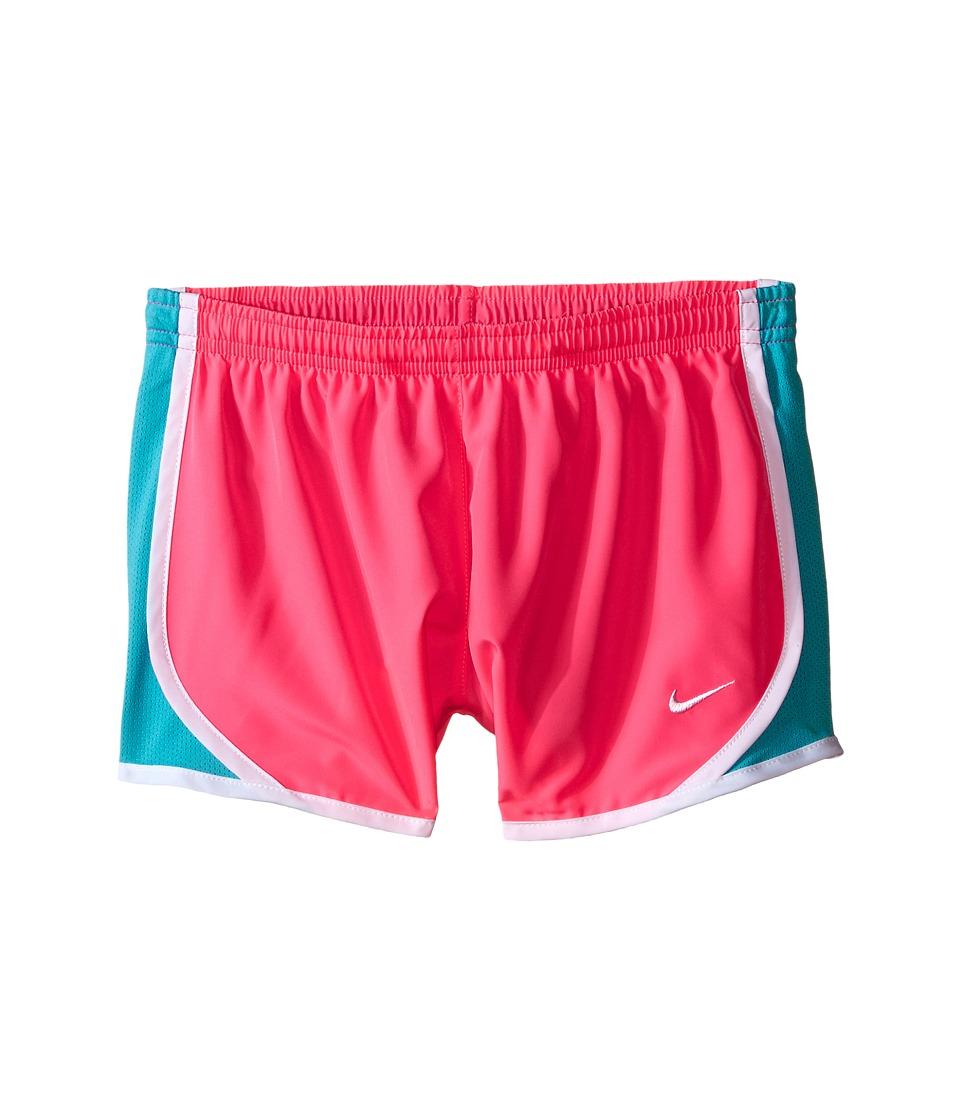 Nike Kids - Tempo Short (Little Kids/Big Kids) (Hyper Pink/Omega Blue/White/White) Girl's Shorts