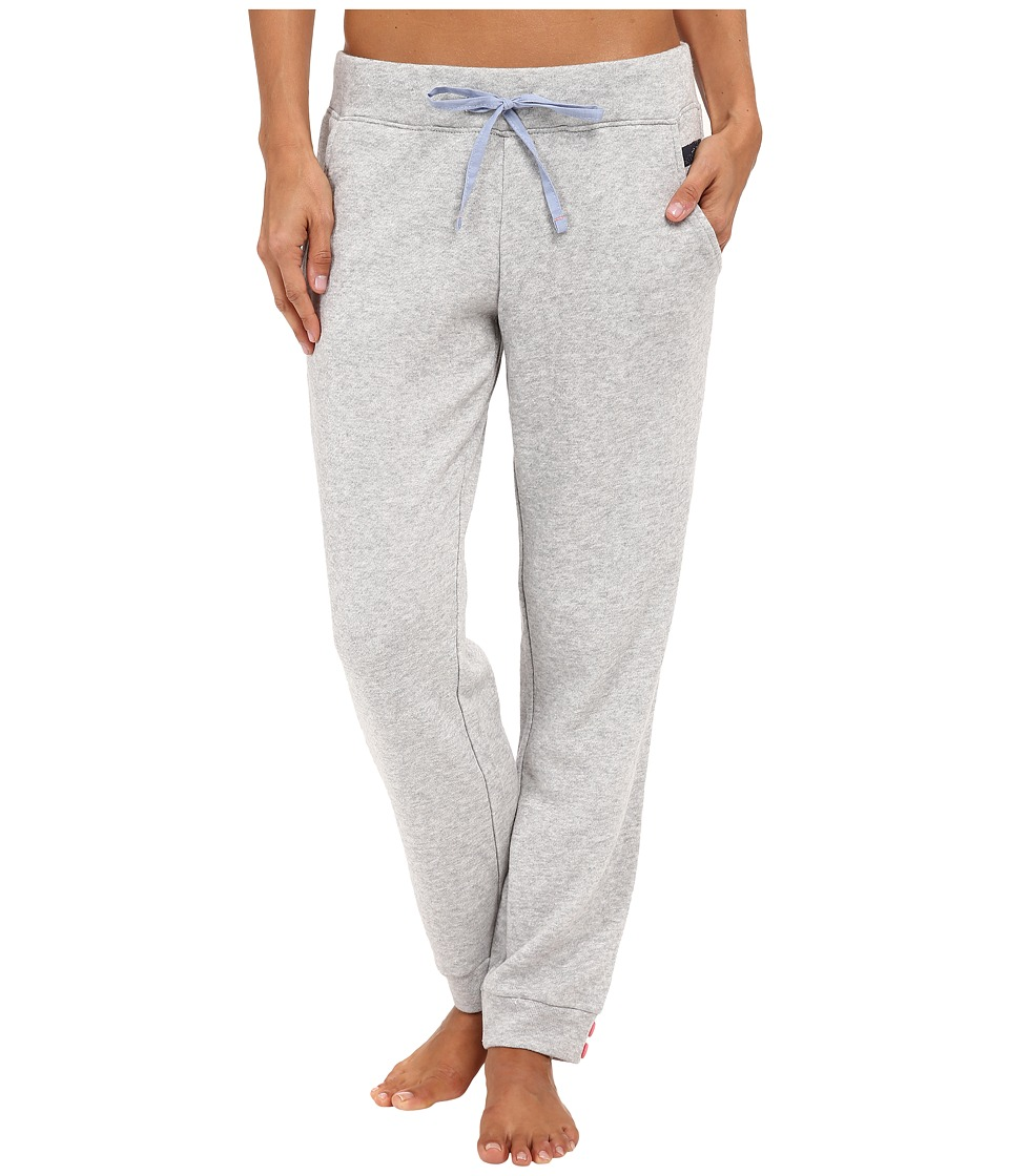 Jane & Bleecker - French Terry Lounge Pants 3591108 (Grey) Women's Pajama
