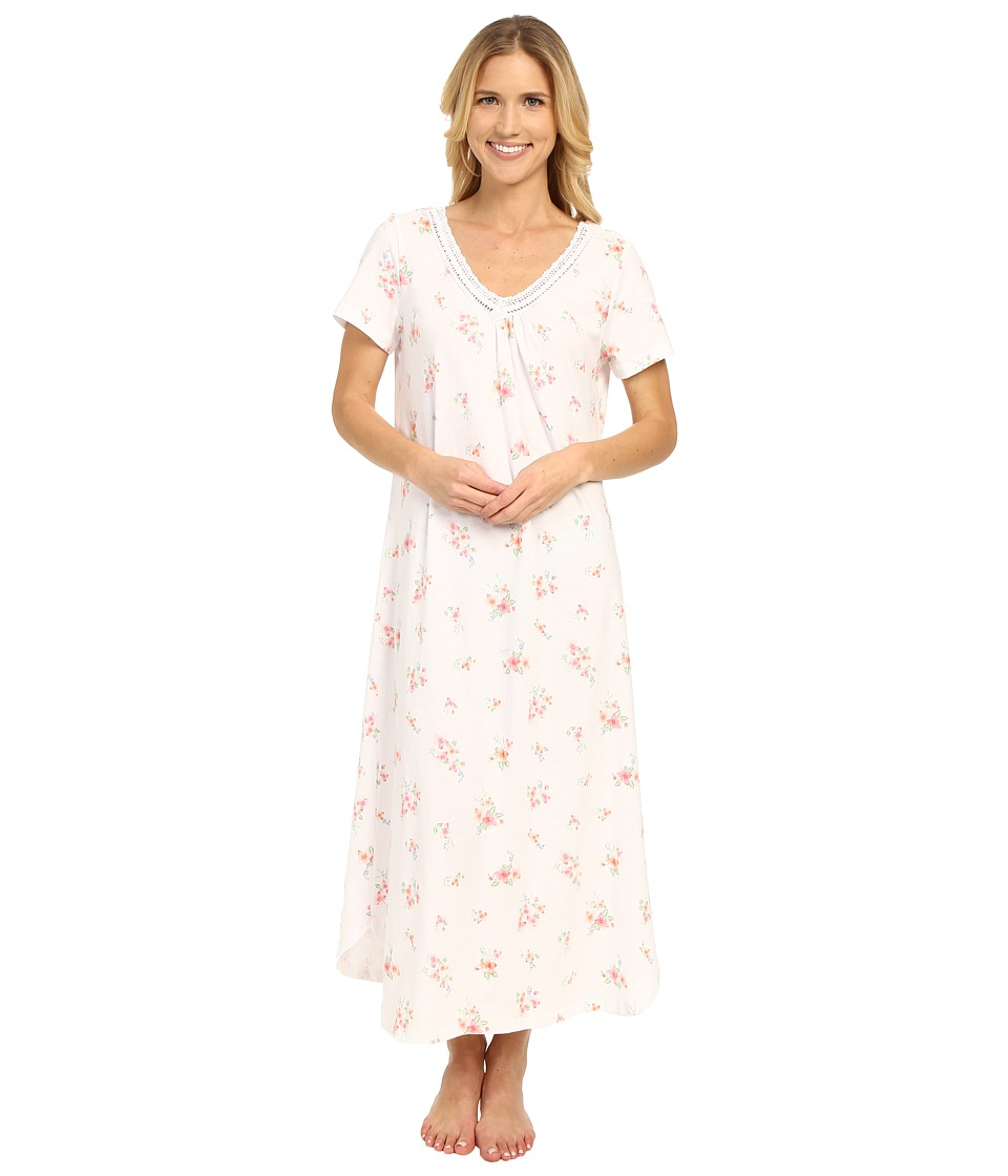 Carole Hochman - Long Sleepshirt (Branches) Women