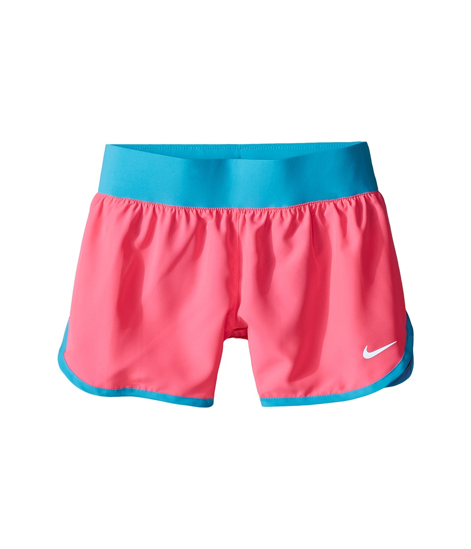 Nike Kids - Tempo Rival Short (Little Kids/Big Kids) (Hyper Pink/Omega Blue/Reflective Silver) Girl's Shorts