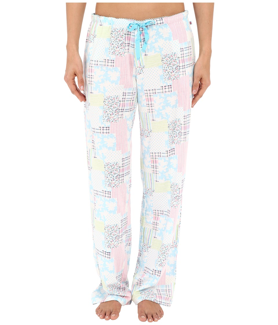 Jane & Bleecker - Jersey Pants 3591101 (Patchwork) Women's Pajama