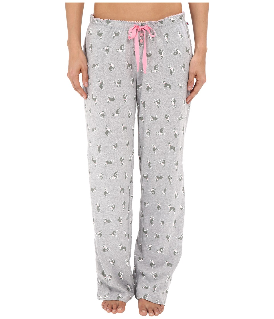 Jane & Bleecker - Jersey Pants 3591101 (Terrier) Women's Pajama