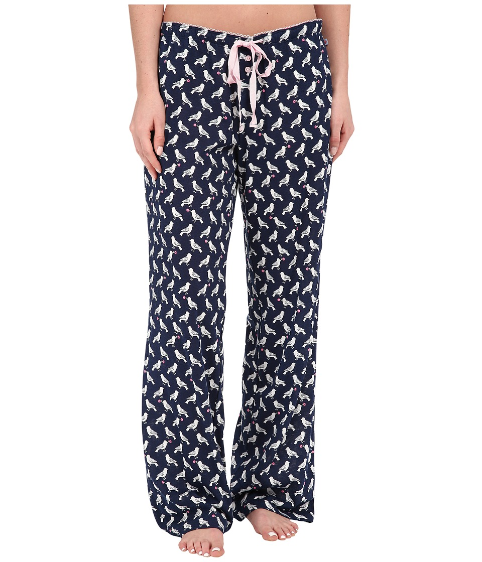 Jane & Bleecker - Jersey Pants 3591101 (Birds) Women's Pajama