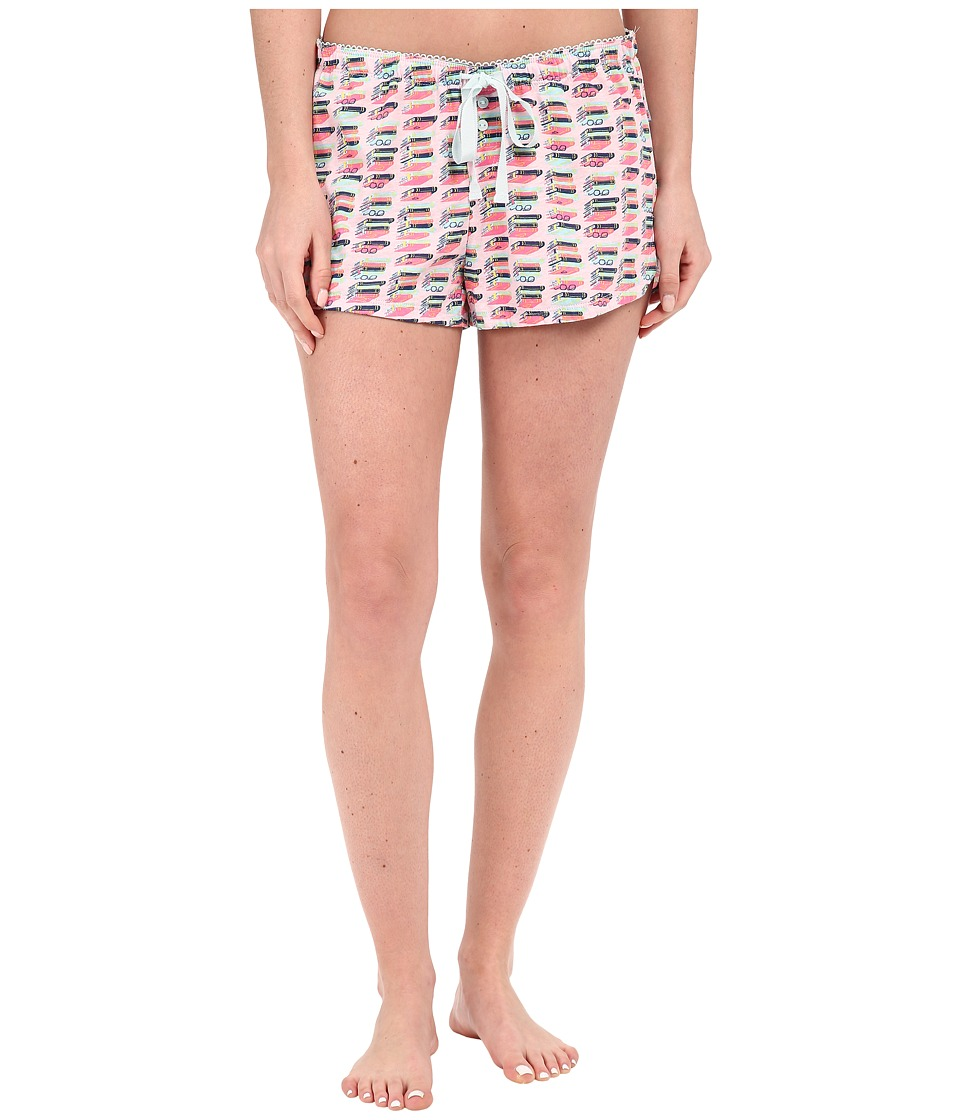 Jane & Bleecker - Jersey Shorts 3561101 (Books) Women's Pajama